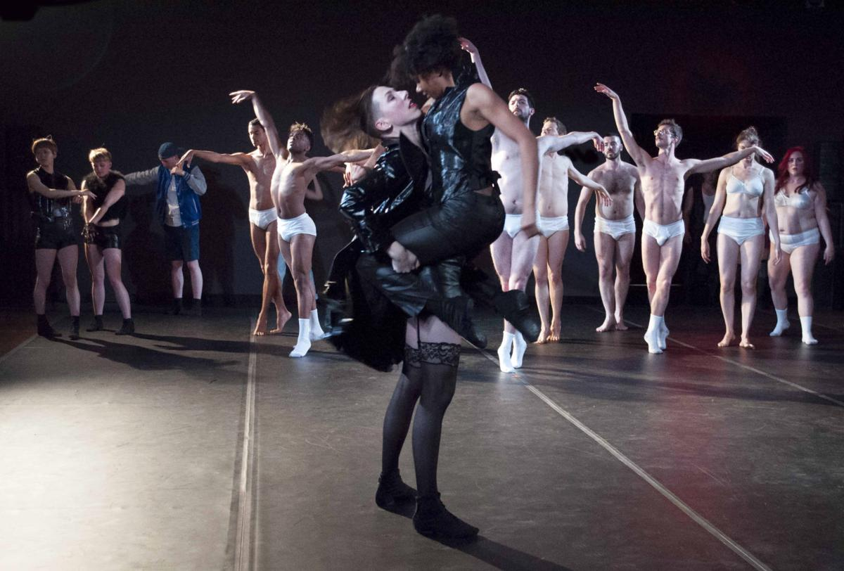 Lez Dance — Ballez Artistic Director Katy Pyle on queering ballet  vocabulary in Maine | Dance | conwaydailysun.com