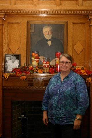 Jensen retires after 24 years at Berlin Public Library