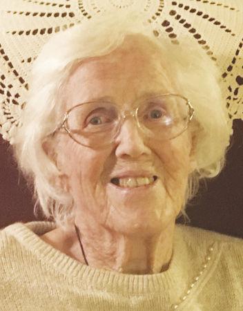 Arlene Ethelyn Dyer Weeks