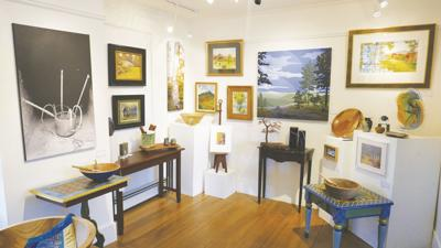 Artists in Bloom Show