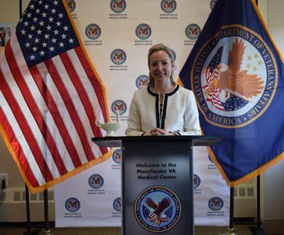manchester VA chief nurse executive