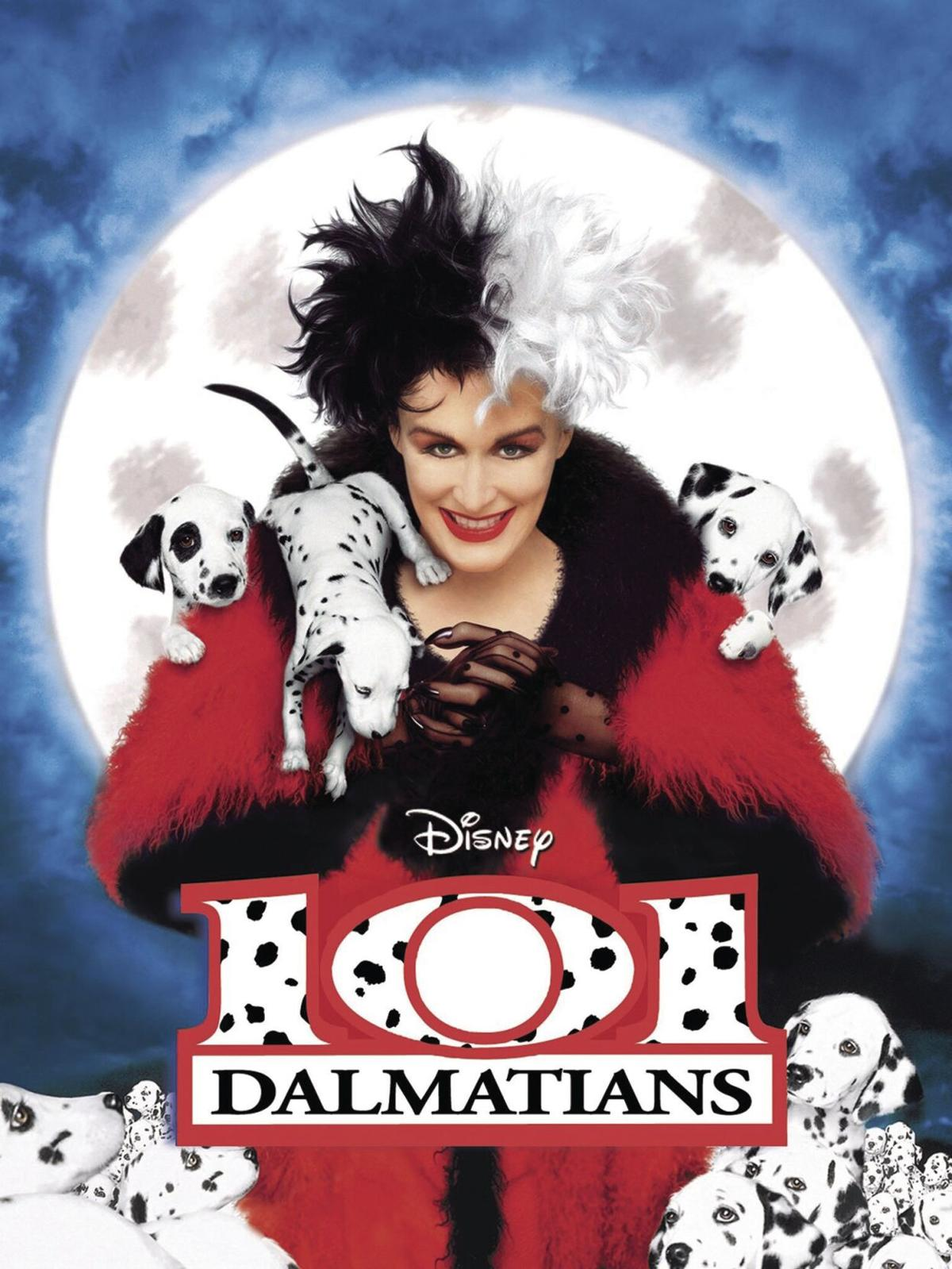 101 Dalmatians-poster