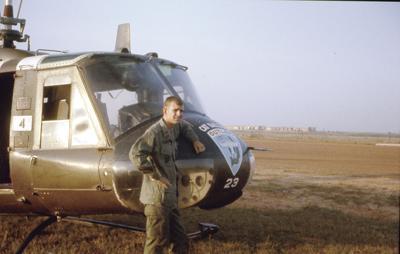 David Eastman-Helicopter