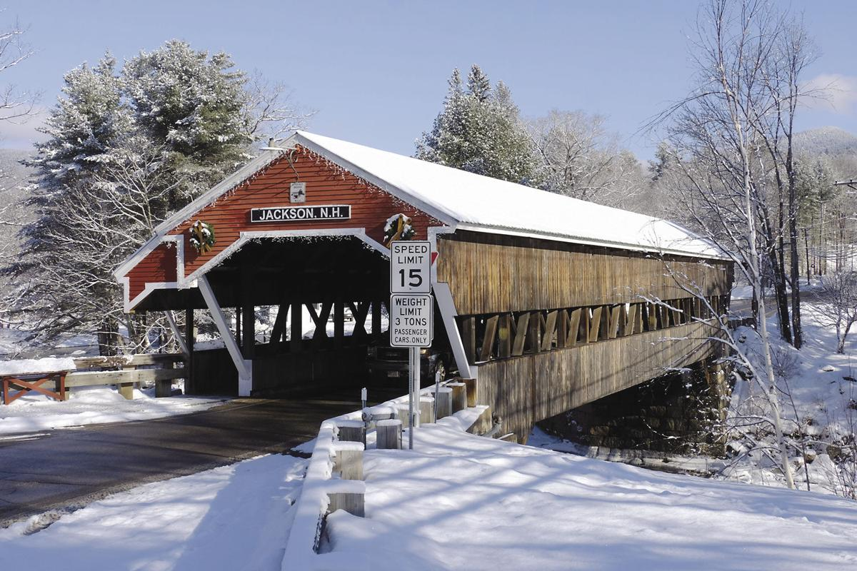 Jackson Covered Bridge To Close For Nine Weeks Local News