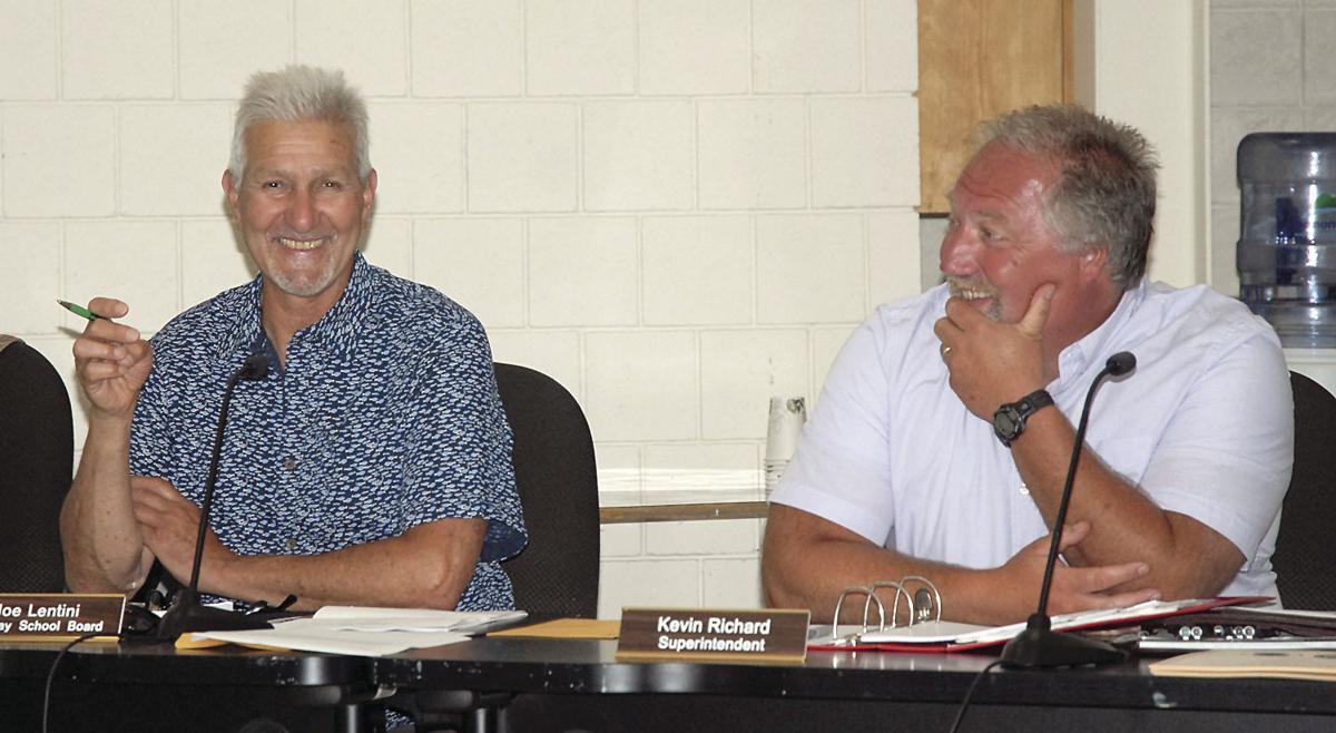 Conway School Board - Kevin Richard and Joe Lentini