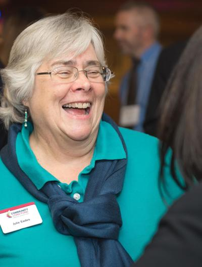 Community Loan Fund President, Juliana Eades, will retire June 30