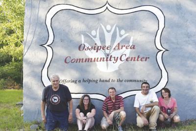 Ossipee area community center board
