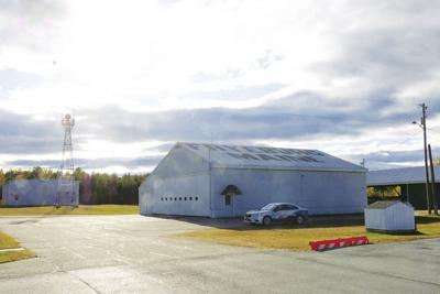 10-22-18 FRYEBURG AIRPORT hanger