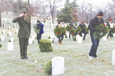 Wreaths Across America Mobile Education Exhibit tour