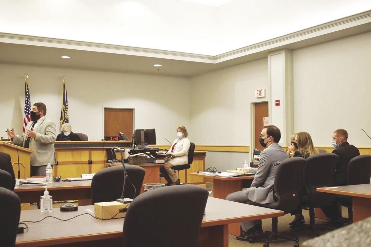 Ames Trial Tynes
