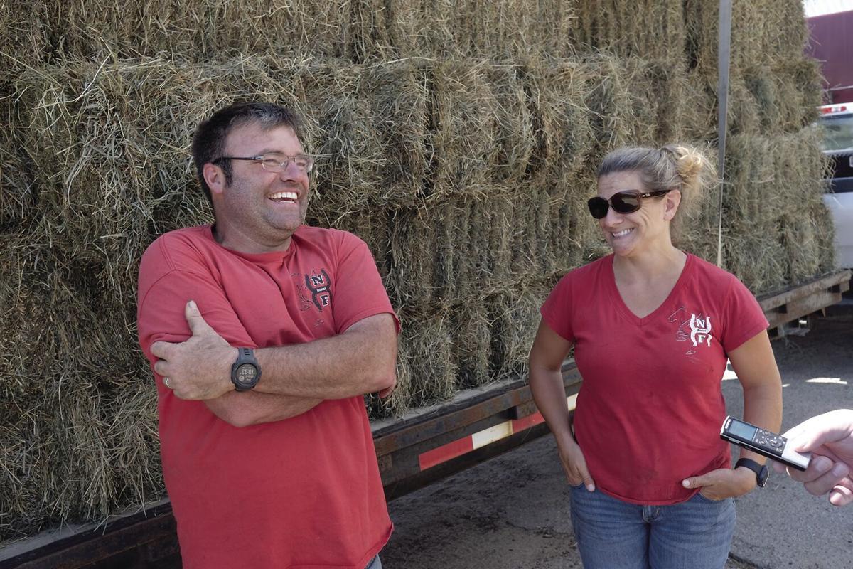 7-30-20 Naughtaveel Farm justin julie
