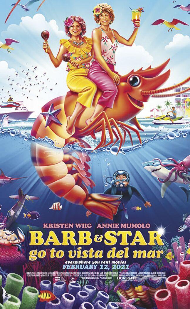 Barb and Star Go to Vista Del Mar-Poster