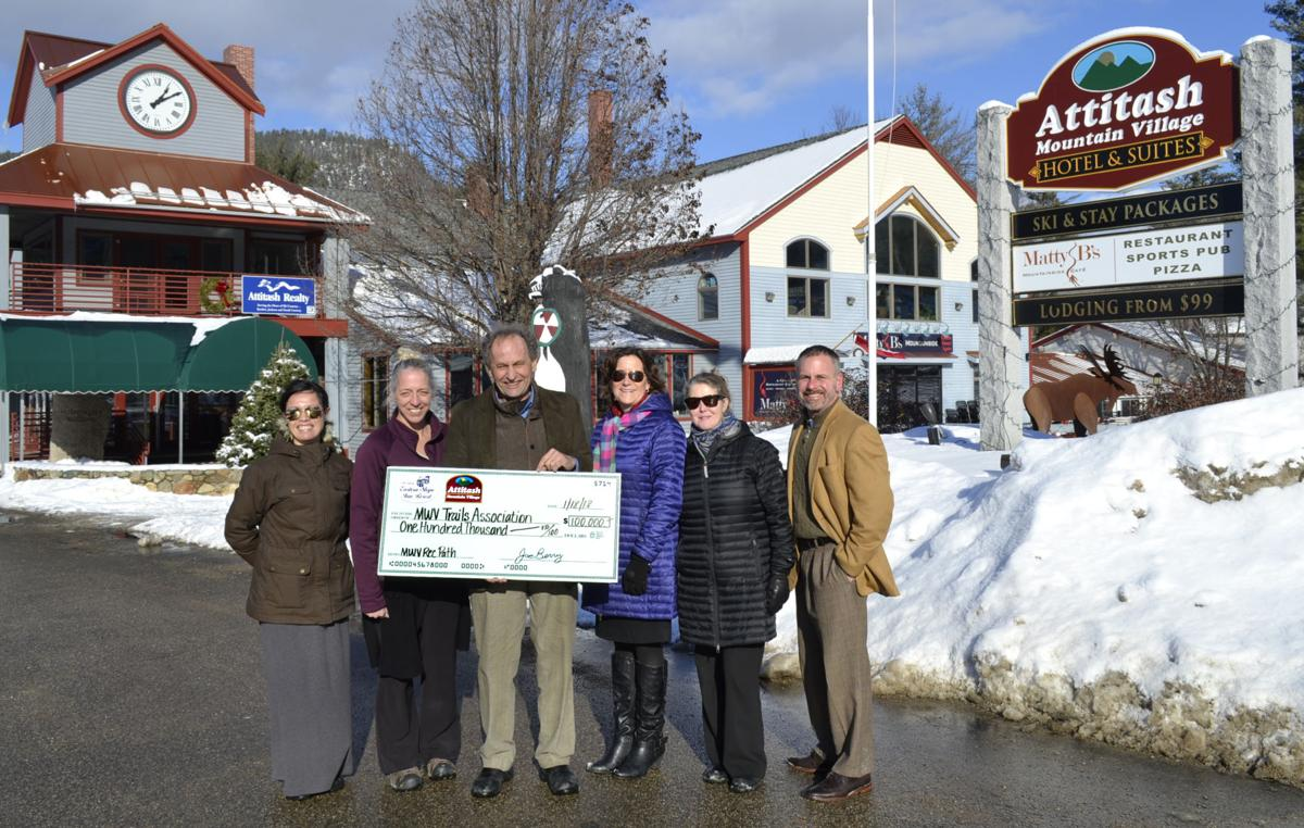 Rec path receives $100,000 donation | Local News