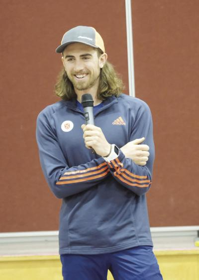 Doherty to start 5K on the biathlon range