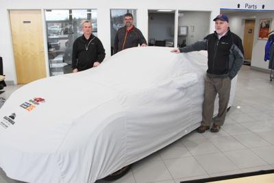 Berlin City Chevrolet will unveil its customized 2019 Corvette