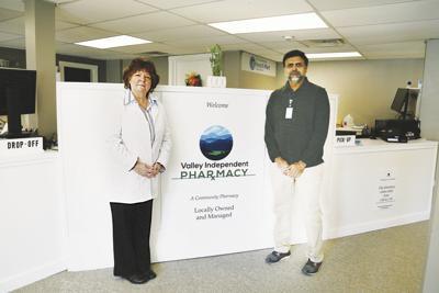 04-26-21 Pharmacy Janice and Sejal inside horizontal