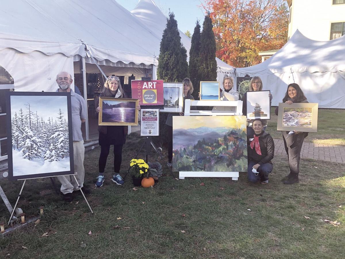 10-16-20 Jackson Weekend Fall Art Show