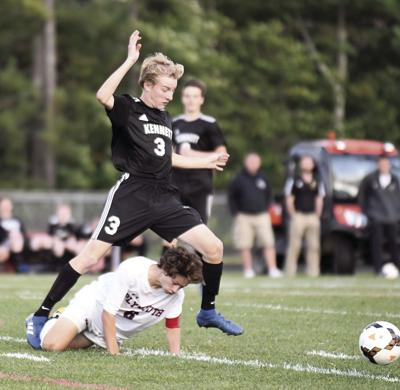 KHS soccer - Colby Eastwood