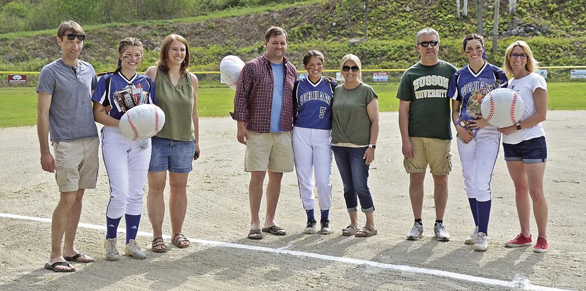 Gorham High softball - seniors