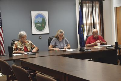 Carroll County Commissioners June 13