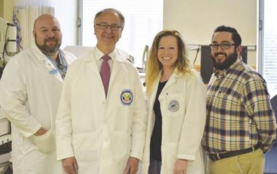 Manchester VA Medical Center ASC development team