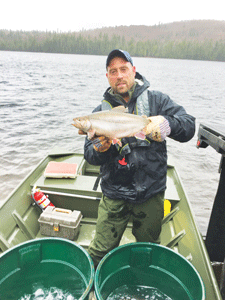 Fish tale: Trout-stocking mission ride-along | News
