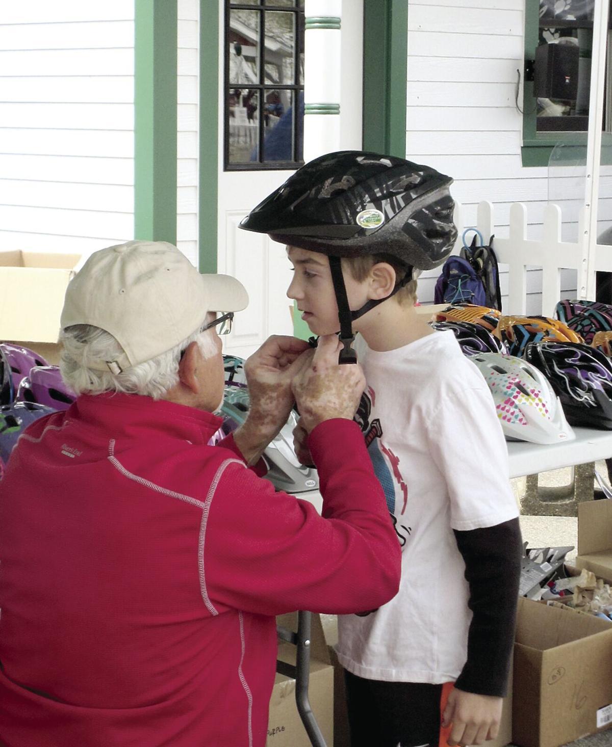 Wheel Family Fun - Kids' Bike Safety Day at Story Land