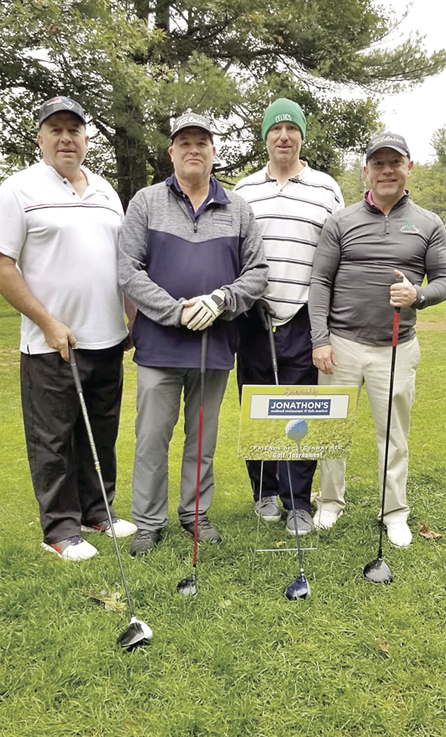 Golf Column - Friends of Conway Rec Tourney