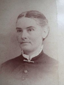 Those Who Came Before . . . Mary Jane Perham Peabody (1844 - 1917)