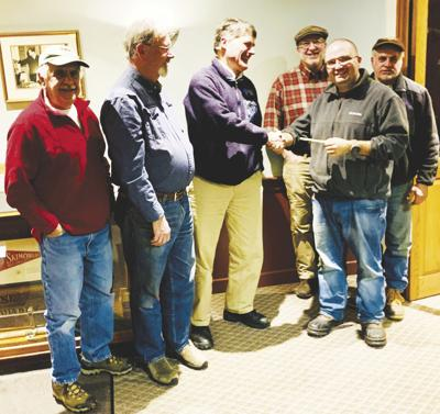 Saco Valley Trout Unlimited Meeting