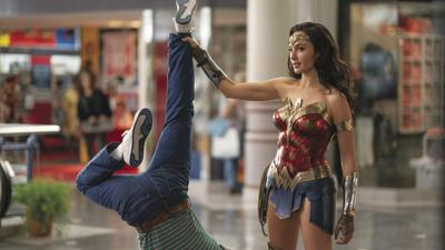 Wonder Woman 1984-Mall