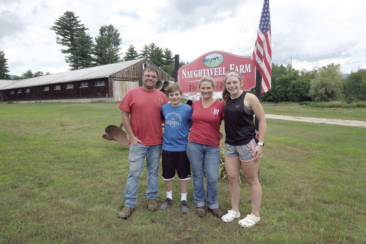 7-30-20 Naughtaveel Farm family