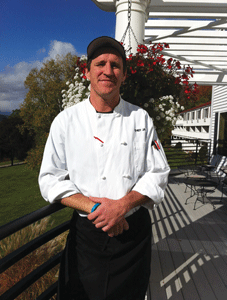 Chef of the Week: James Scharnowske, Red Jacket Mountain Resort