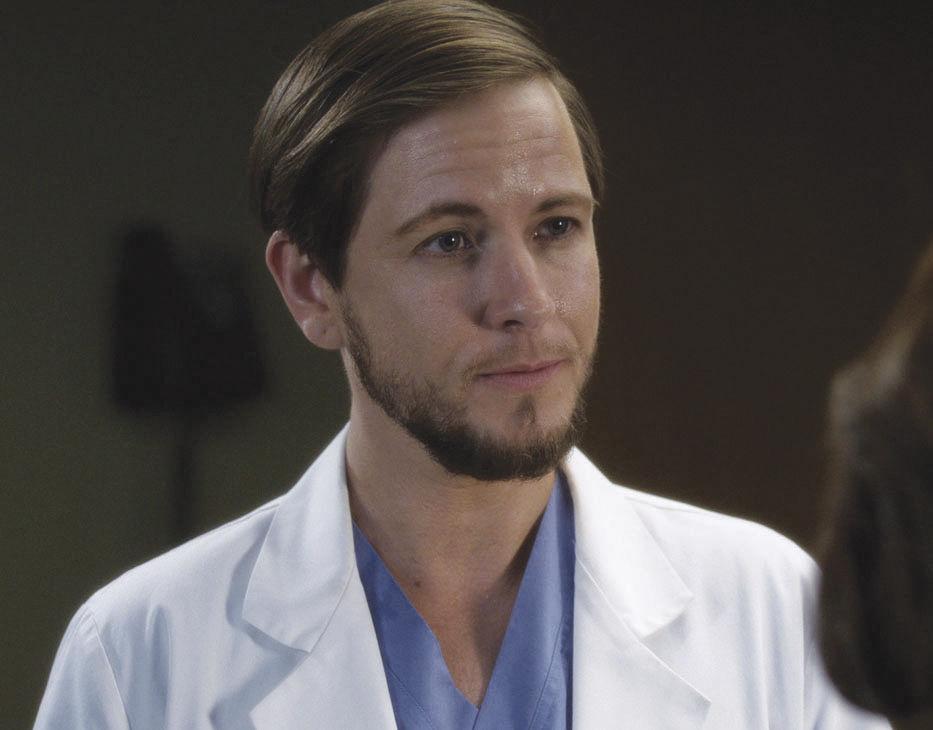 Alex Blue Davis-Grey's Anatomy