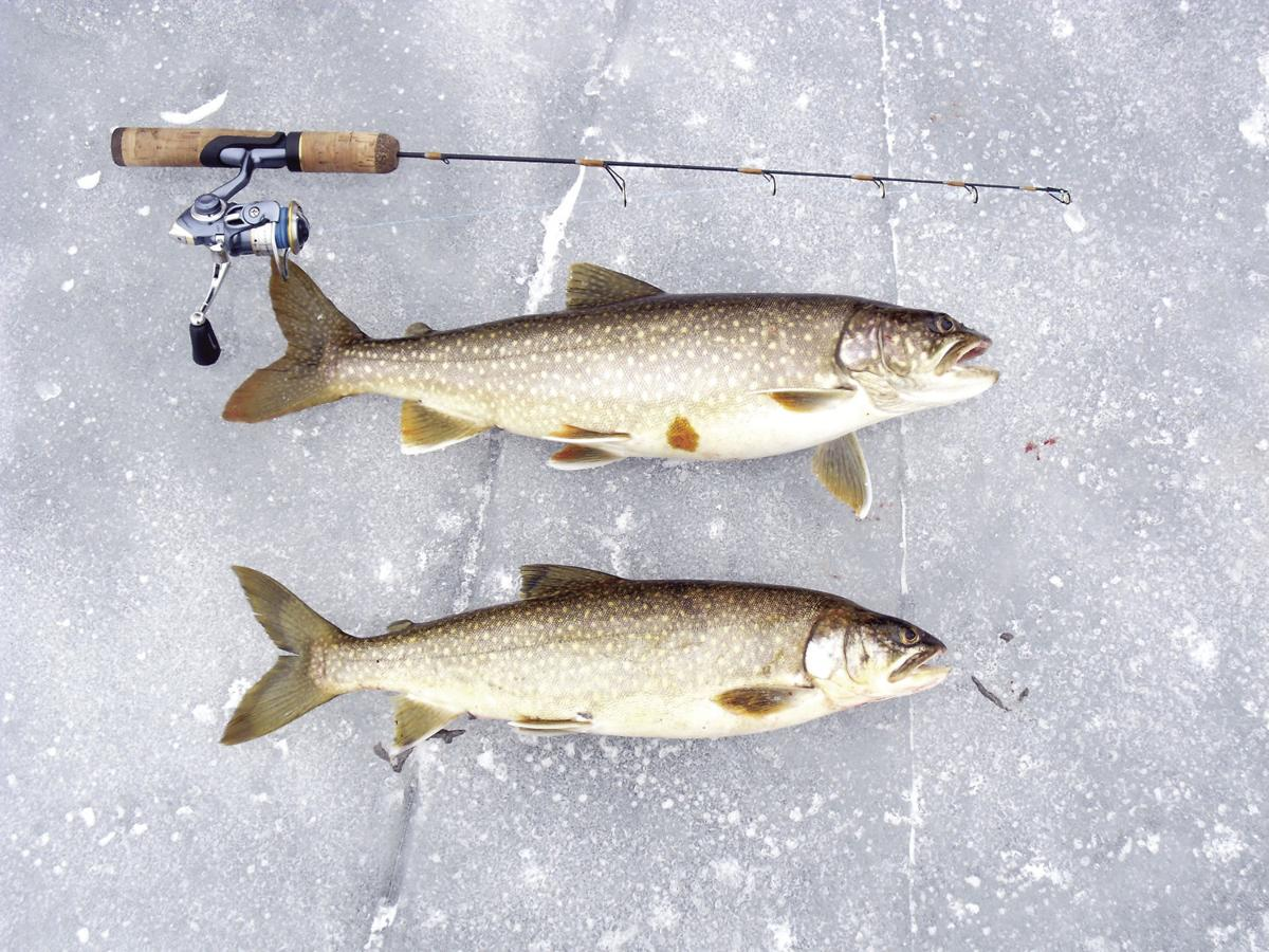 The Fishing Report — Favorable ice-fishing conditions across