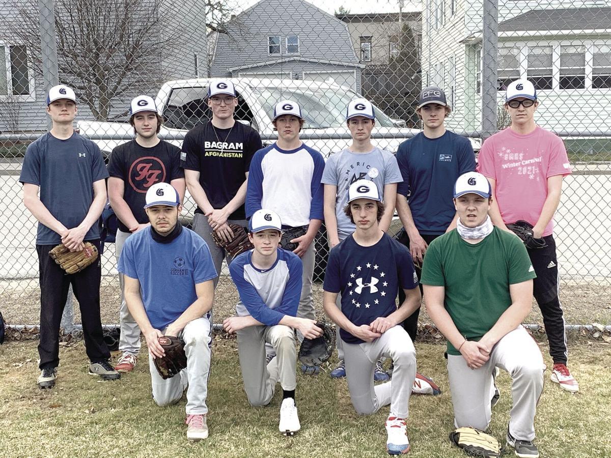 Gorham High Baseball Team 2021