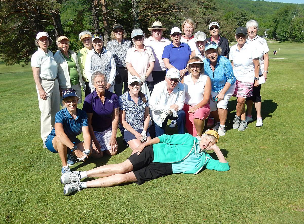 Golf Column: 18-hole Ladies League at Wentworth
