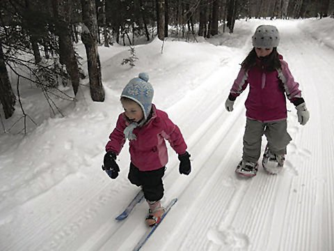 Nordic Track — March 8