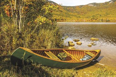 Valley Angler-Fishing Canoe