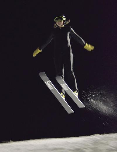 KHS Ski Jump - Sylvie Brustin