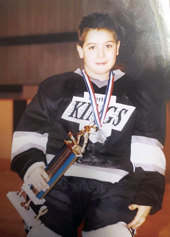 Dan Croteau - Berlin Youth Hockey Kings