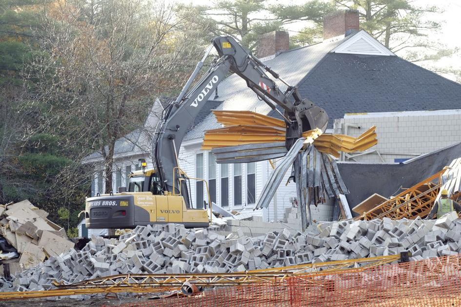 Conway's former rec center coming down