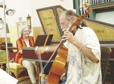 Susan Ferré and Carl Ferré-Lang