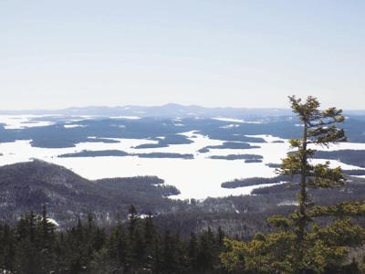 2-15-2020 Parsons-Squam Lake and Lake Winnipesaukee