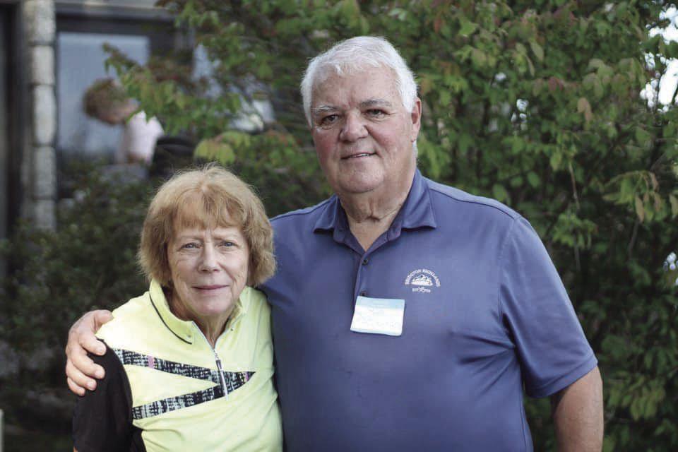 Robert and Margaret Macdonald