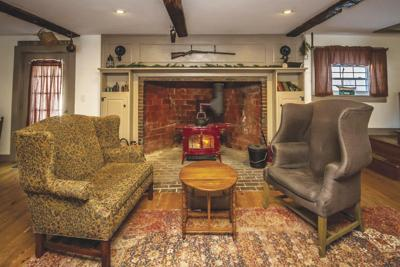 3-6-2021 Property of the Week-Living Room