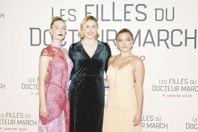 Little Women-Paris Premiere