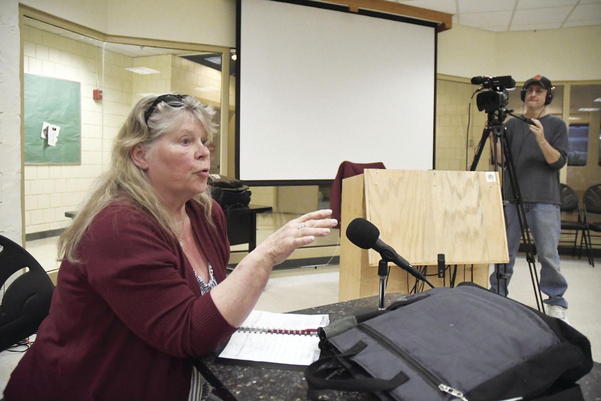 Conway School Board - Cathie Gregg