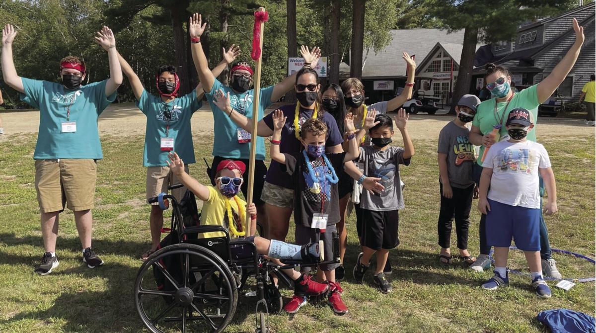 New England Hemophilia Association 2021 Family Camp