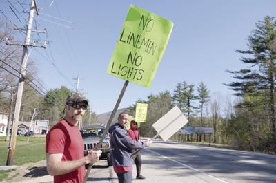 N H  Co-op strikers vow: 'As long as it takes' | Local News